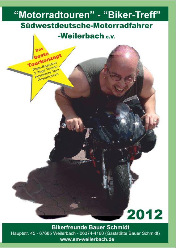 Biker-Brochure 2012 - SM_Weilerbach