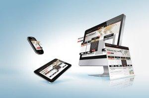 Webdesign für mobile Geräte
