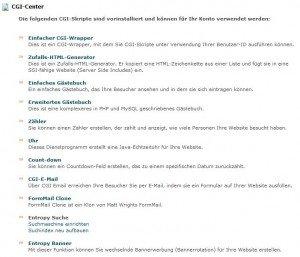 CGI-Center jokotten Web & Service