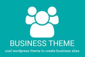 Premium Business-Theme